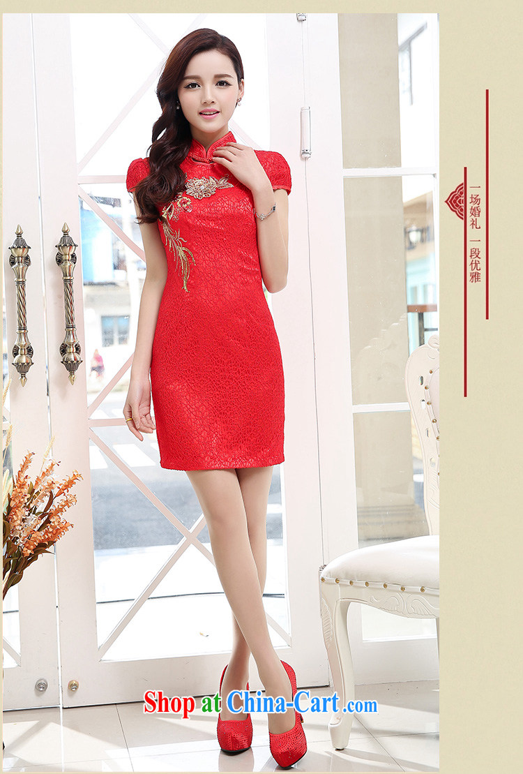 Dress up chinese - Europe Could Pull Oufulo 2015 Spring And Summer With Marriages Chinese Small Dress Uniform Toast Style
